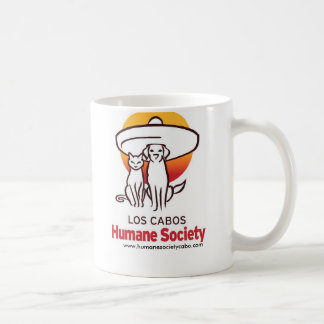 Los Cabo Humane Society Classic White Coffee Mug