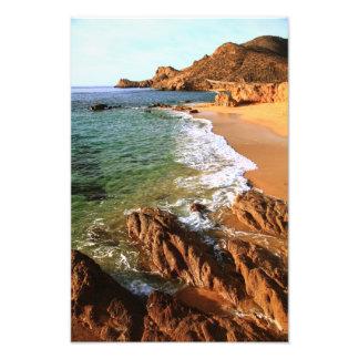 Los Cabos Coastal Seascape Photo Print