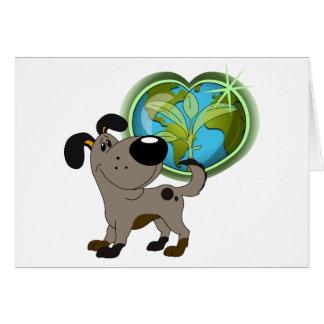 Los Cachorros Card