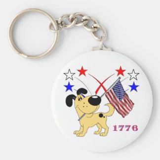 Los Cachorros Keychain