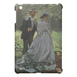 Los caminante - Claude Monet