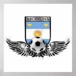 Los campeones del mundo de la Argentina se fueron  Poster
