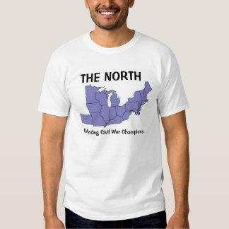 Los campeones del norte, de defensas de la guerra poleras