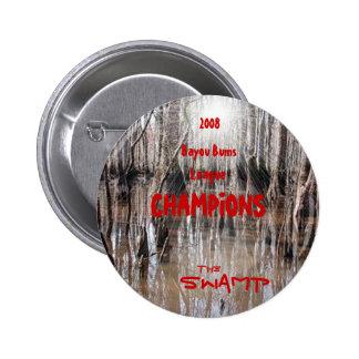 Los campeones Swamp-2k8 Pin Redondo 5 Cm