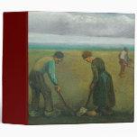 Los campesinos o los granjeros de Van Gogh que pla