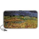 Los campos de Vincent van Gogh iPod Altavoces