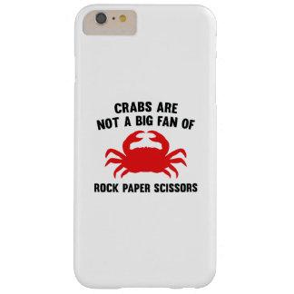 Los cangrejos no son un fan grande de las tijeras funda para iPhone 6 plus barely there