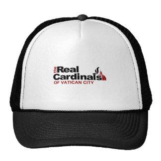 Los cardenales reales de la Ciudad del Vaticano Gorras De Camionero