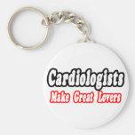 Los cardiólogos hacen a grandes amantes llavero