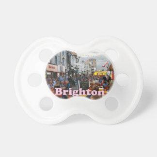 Los carriles Brighton Chupetes De Bebé
