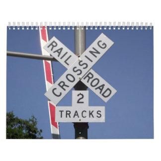 Los carriles calendario