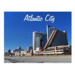 Los casinos en Atlantic City Postales