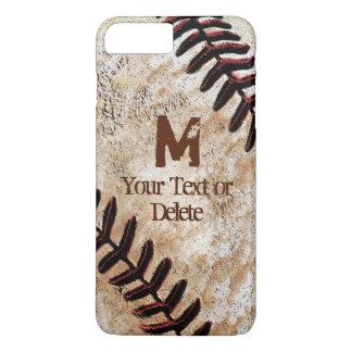 Los casos del iPhone del béisbol personalizaron el Funda iPhone 7 Plus