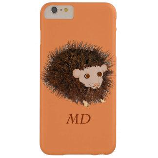 Los casos lindos del iPhone del erizo añaden Funda Barely There iPhone 6 Plus
