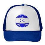 Los Catrachos Honduras soccer ball gifts Mesh Hats
