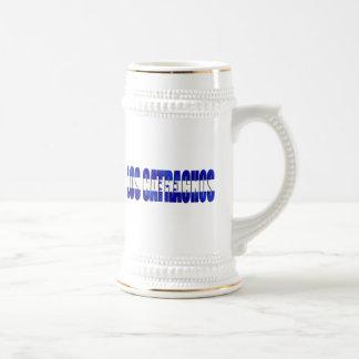 Los Catrachos logo flag of Honduras futbol gifts Coffee Mug