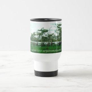 Los centinelas de Cypress personalizaron la taza d