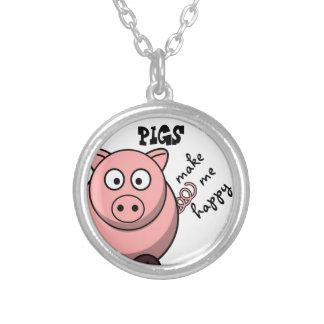 Los cerdos me hacen feliz