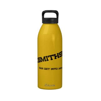 Los cerrajeros pueden conseguir en cualquier cosa botella de agua reutilizable