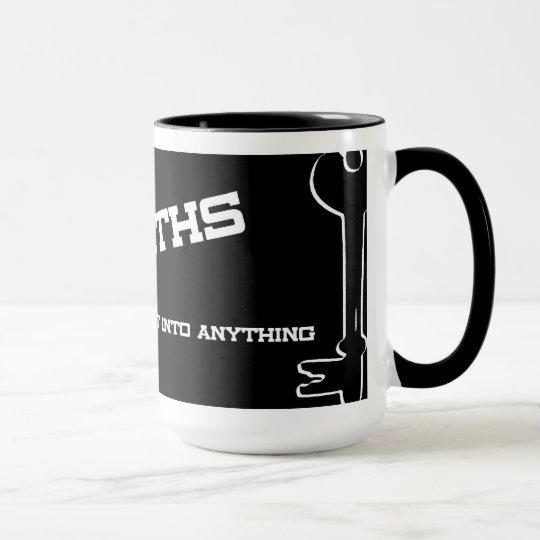 Los cerrajeros pueden conseguir en cualquier cosa taza