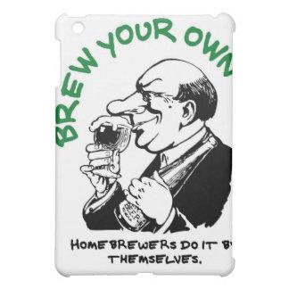 Los cerveceros caseros lo hacen solo