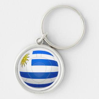 Los Charrúas - Uruguay 2010 Football Keychain
