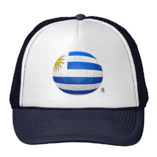 Los Charrúas - Uruguay Football Trucker Hat