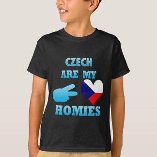 Los checos son mi Homies Playera