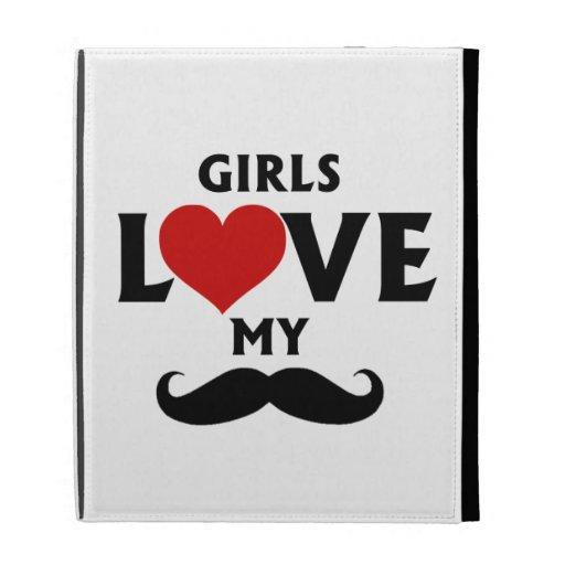 Los chicas aman mi bigote