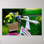Los chicas apenas quieren divertirse, bicicleta ro poster