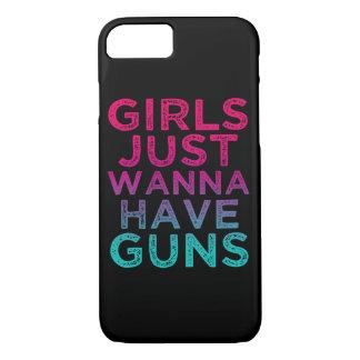 Los chicas apenas quieren tener caja divertida del funda iPhone 7