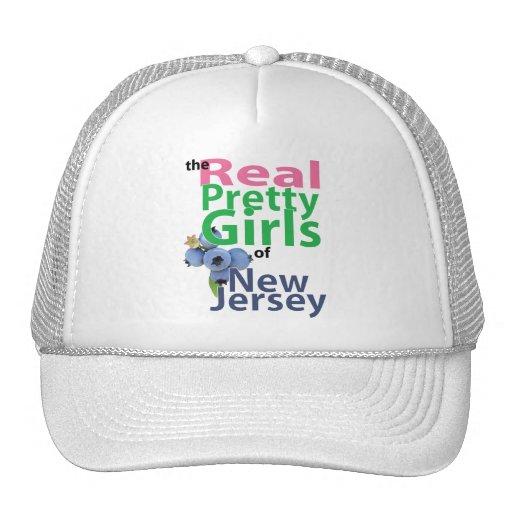 los CHICAS BONITOS reales de New Jersey Gorras