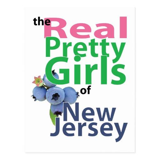 los CHICAS BONITOS reales de New Jersey Postal