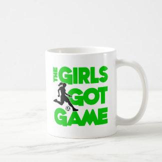 Los chicas consiguieron el juego, fútbol taza clásica