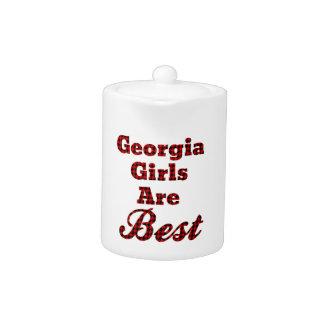 Los chicas de Georgia son los mejores