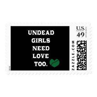 Los chicas de los Undead necesitan amor también Envio