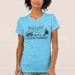 Los chicas del GS van por todas partes Camiseta