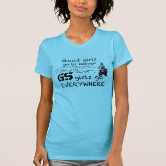 Los chicas del GS van por todas partes Poleras