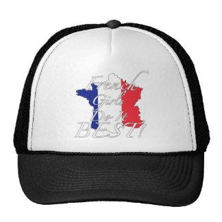 ¡Los chicas franceses lo hacen mejor! Gorra