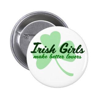 Los chicas irlandeses hacen a mejores amantes pin