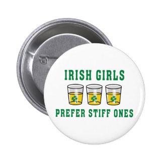 Los chicas irlandeses prefieren al Stiff unos Pin Redondo 5 Cm