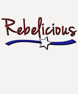 Los chicas meridionales son Rebelicious Camiseta