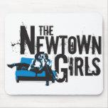 Los chicas Mousepad de Newtown Alfombrilla De Raton