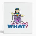 ¿Los chicas no pueden QUÉ? Batería