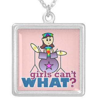 ¿Los chicas no pueden QUÉ? Batería Grimpolas Personalizadas