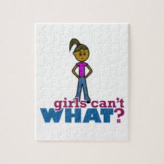 ¿Los chicas no pueden QUÉ? Chicas Rompecabeza Con Fotos