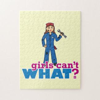 ¿Los chicas no pueden QUÉ? ColorizeME crea para re Rompecabeza Con Fotos