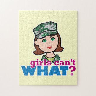 ¿Los chicas no pueden QUÉ? ColorizeME crea para re Rompecabezas Con Fotos