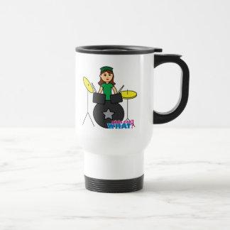 ¿Los chicas no pueden QUÉ? ColorizeME crea para re Taza De Café