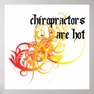 Los Chiropractors son calientes Poster